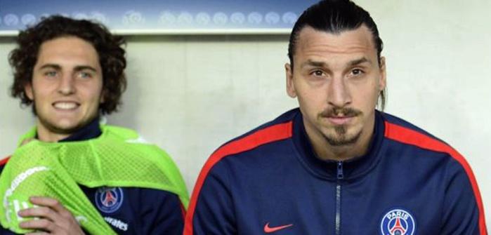 Rabiot met fin à la polémique avec Zlatan