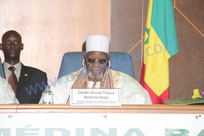 Macky Sall lors de la conférence sur Islam et Paix : « Il n'y a pas de dialogue possible avec les terroristes…Nous ferons l'Islam sous aucune forme de pression »