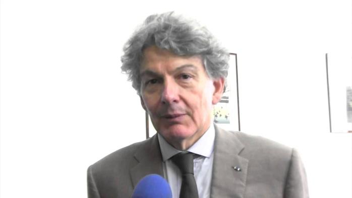 Image - Coordination des réformes budgétaires et financières : Un marché de 7 milliards F Cfa sur le point d'être remporté par Atos de Thierry Breton