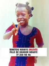 Urgent/Rufisque : La fillette kidnappée il y a 2 mois, retrouvée à Ziguinchor