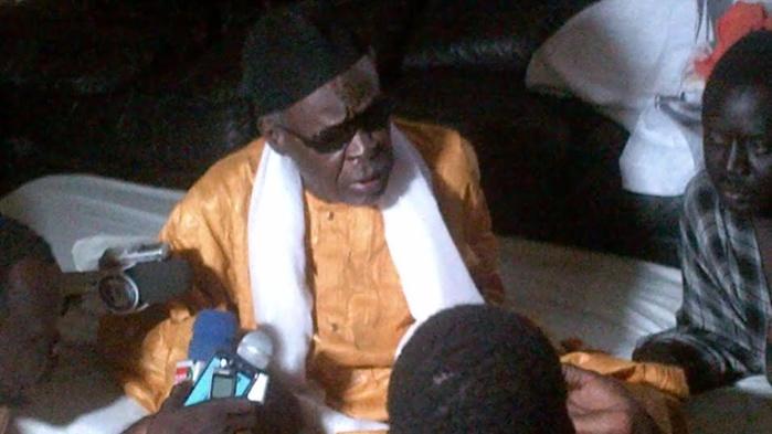 """Serige Aboulahi Mbacké """"YALLAY BUUR"""" : « Macky me doit une dette, Aminata Tall ne mérite même pas que je parle d'elle! »"""