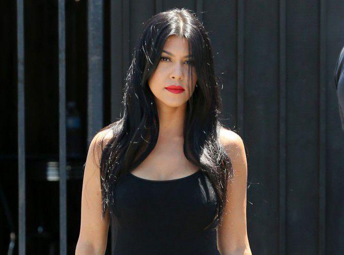 Kourtney Kardashian regrette d'avoir quitté Scott Disick !
