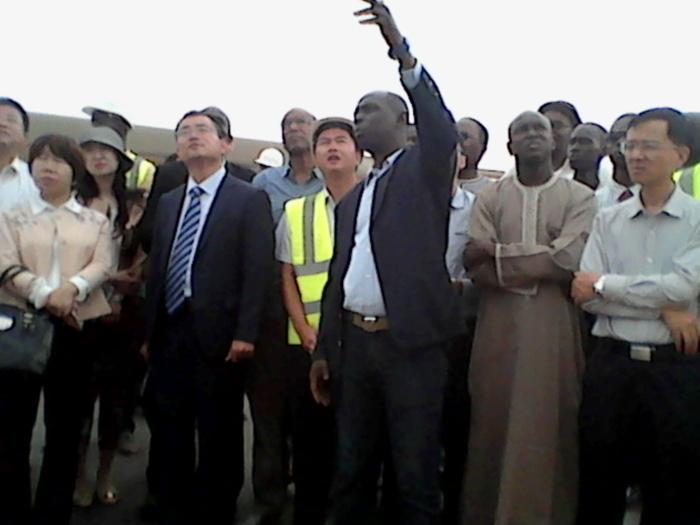 Le groupe chinois Cgcoc Group Co Ltd gagne le marché de la phase 1 de la plateforme industrielle intégrée de Diamniadio