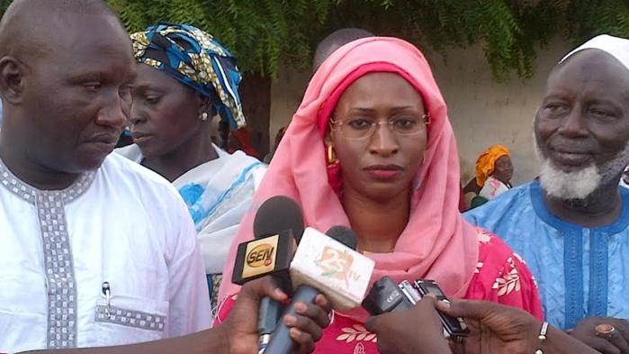 Sokhna Amy M'backé : « La lutte contre la pauvreté est une priorité pour le Chef de l'Etat! »