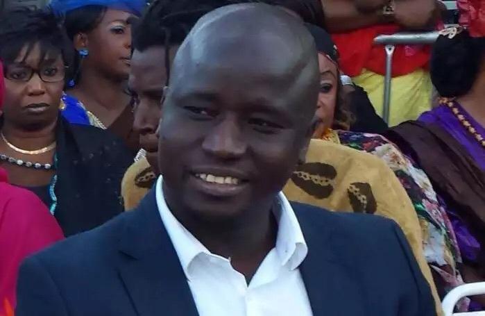 Tamsir Faye est rentré à Dakar