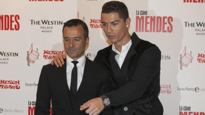 Le cadeau de mariage de Ronaldo à son agent ? Une île grecque