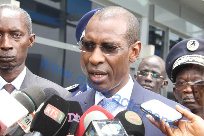 Abdoulaye D. Diallo sur la bombe du « Radisson »: « Ce n'était pas une simulation…on va débusquer la personne à l'origine »