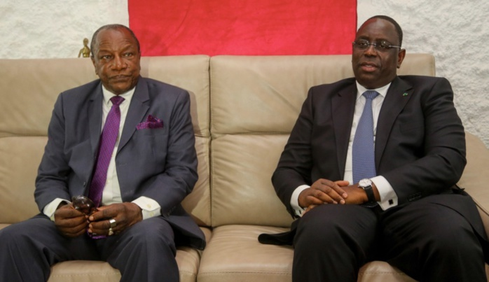 Alpha Condé au Sénégal : Une visite très controversée