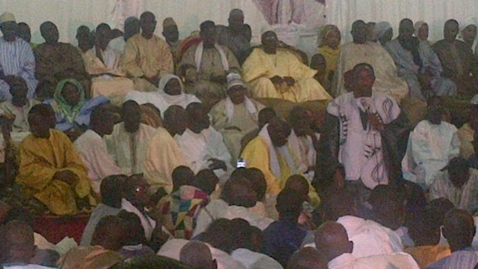 Serigne Abdou Fatah rappelle au Président Macky Sall que Serigne Assane est un petit-fils de Serigne Fallou