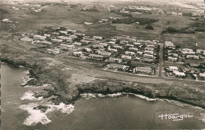 Le quartier Fann Résidence dans les années 60