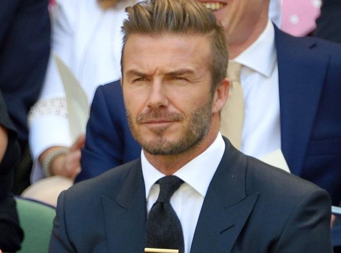 David Beckham-accusé d'être un mauvais père, il répond sèchement:« Vous n'avez aucun droit de me critiquer »
