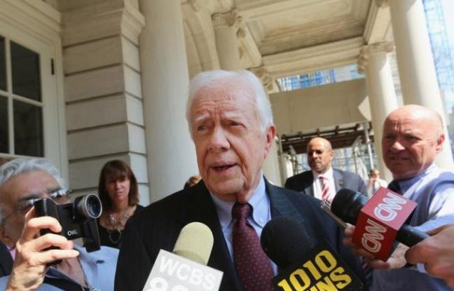 L'ancien président US Jimmy Carter atteint d'un cancer qui se propage