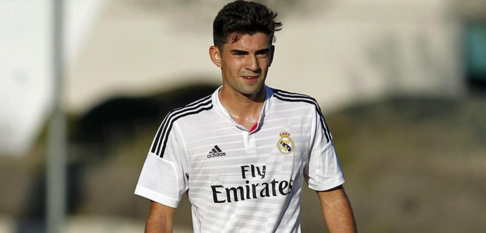 Real Madrid B : Enzo Zidane promu capitaine