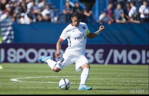 Thiago Silva : « Je sais que je suis un grand joueur »