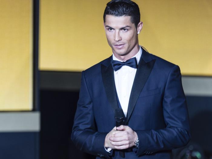 Cristiano Ronaldo s'achète un appartement de luxe à New York