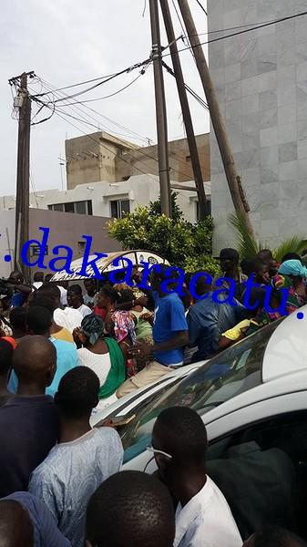Drame devant les locaux de Walf : Baye Fall, le vendeur de café, poignardé à mort