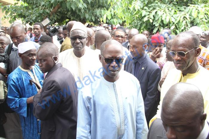Levée du corps de feu Doudou N'diaye Rose : La délégation gouvernementale dirigée par le PM