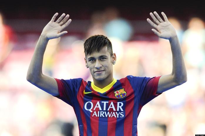 Manchester United veut Neymar !