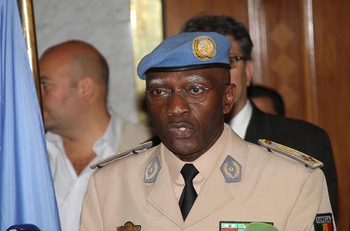 Les véritables raisons du départ du Général Babacar Gaye de la tête de la mission des Nations Unies