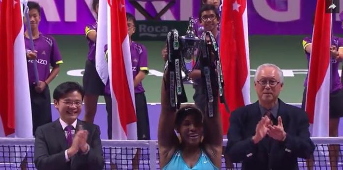 Serena Williams reste insatiable en finale et annonce la couleur pour l'US Open