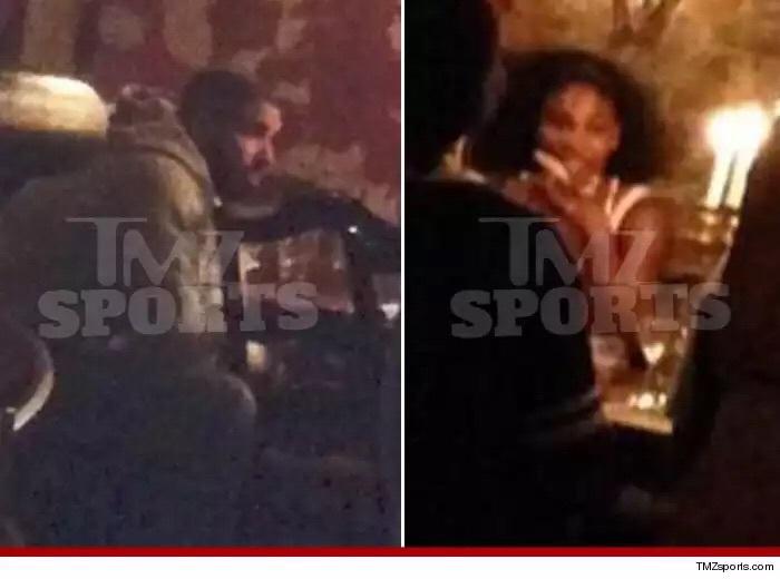Drake et Serena Williams : ils s'embrassent dans un resto