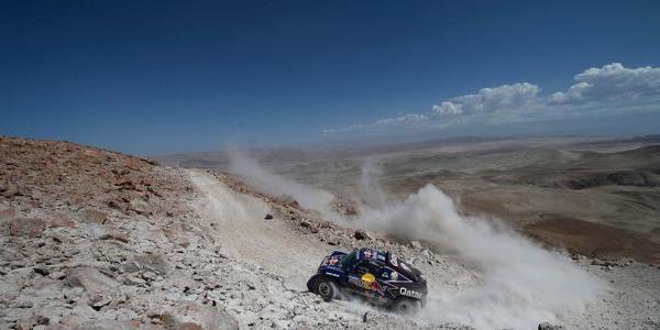 Le Pérou renonce à accueillir le Dakar 2016
