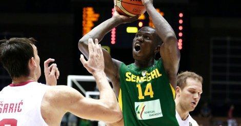 Sénégal-Angola/Gorgui SY DIENG : « Je savais qu'ils allaient jouer dur sur moi (…) il y avait beaucoup d'agressivité »