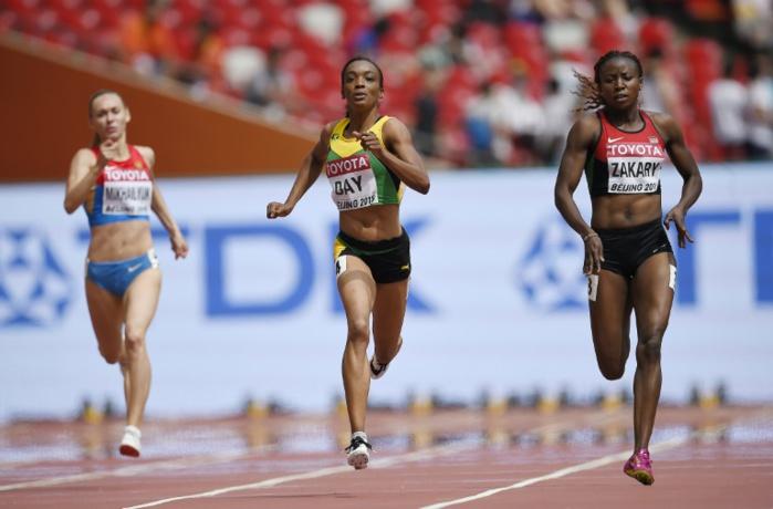 Mondiaux d'athlétisme: deux Kenyanes suspendues, l'IAAF intransigeante