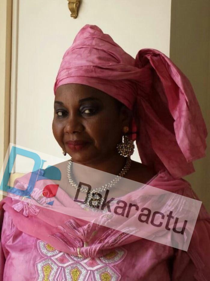 Voici Rokhaya Sall, la soeur du président de la République Macky Sall