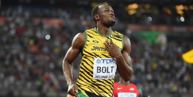 Usain Bolt est vraiment une légende