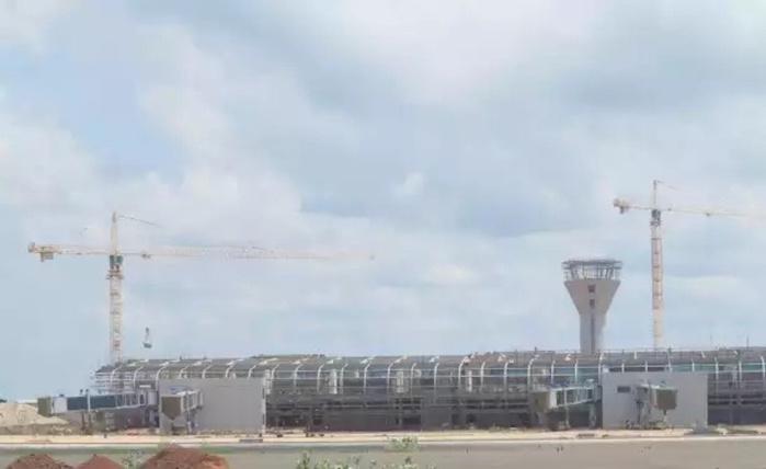 Aéroport International Blaise Diagne : Fraport s'est retirée