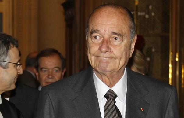 Pourquoi Jacques Chirac estime être passé à coté de sa vie