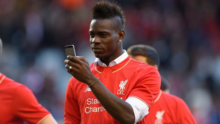 Le jour où Mario Balotelli a manqué l'entrainement pour s'acheter le dernier iPhone 6