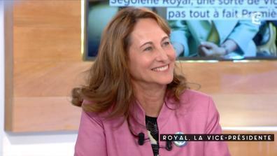 Ségolène Royal victime de sexisme par la presse américaine ? Elle répond