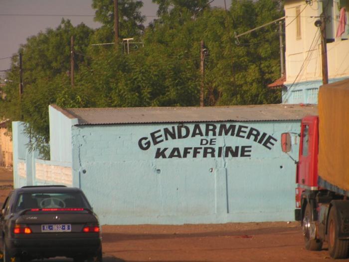 KAFFRINE - Le frère de Abdoulaye Wilane arrêté par les gendarmes, cornets de chanvre indien en main