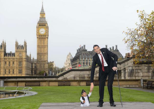 L'homme le plus petit du monde est décédé, annonce le livre «Guinness des records»