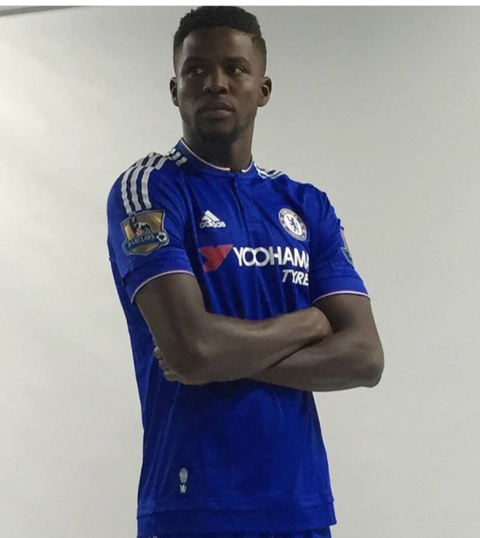 Chelsea : Djilobodji dévoile le nom de son modèle