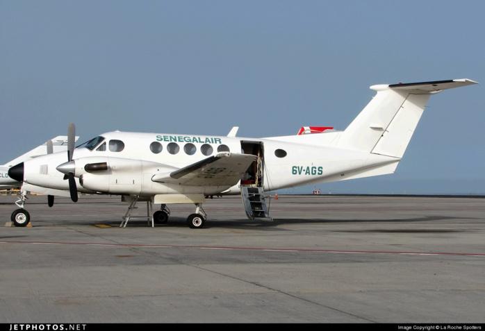 Disparition de l'avion HS 125 : Révélation sur l'identité des Sénégalais à bord