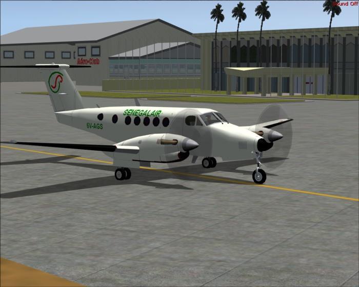 Crash de l'avion sanitaire de Sénégal Air au large de Dakar : Le scénario probable de ce qui s'est passé, selon un expert