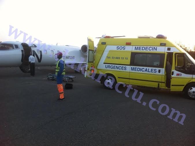 Les victimes sénégalaises du crash en pleine mission de sauvetage (IMAGES)
