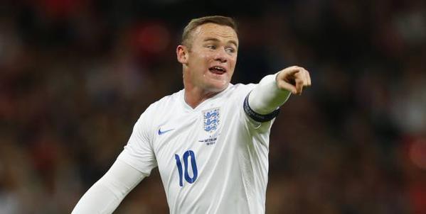 Wayne Rooney meilleur buteur de l'histoire de l'Angleterre