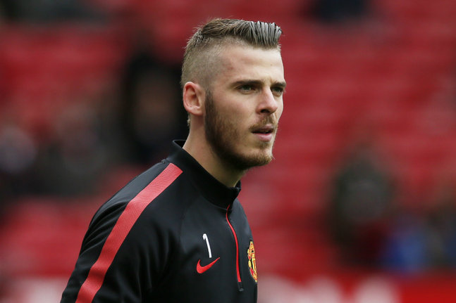 Man Utd: De Gea prolonge
