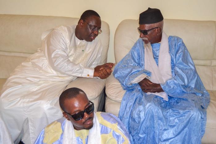 Visite du président Macky Sall chez le Khalife général des Mourides : ce qu'ils se sont dit
