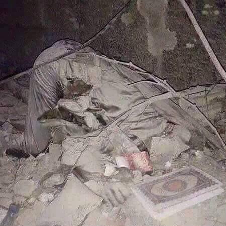 Accident à la mosquée de la Mecque : Un musulman meurt en pleine prière