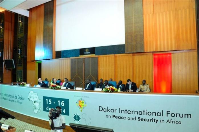 Le Forum de Dakar pour la Paix et la Sécurité en Afrique de Novembre s'ouvre aux mondes anglophone et arabophone