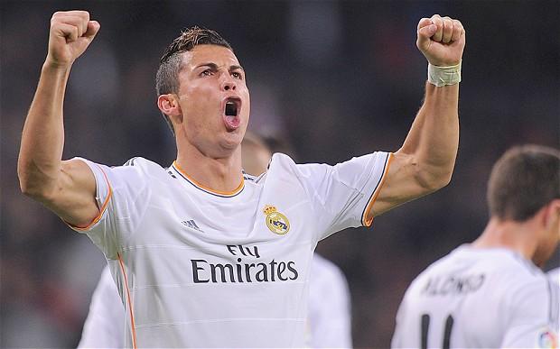 Cristiano Ronaldo : «J'étais mauvais et maintenant je suis bon parce que j'ai mis huit buts»