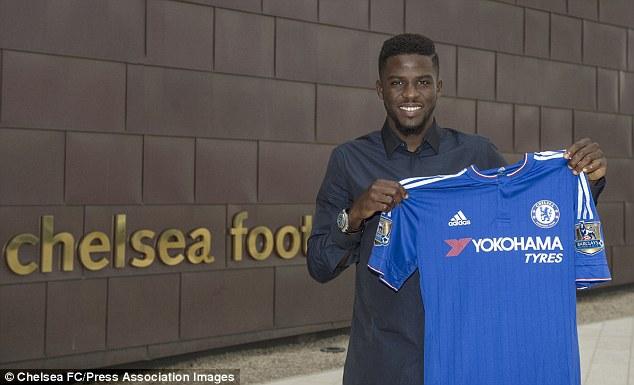 Chelsea : Mourinho forcé de miser rapidement sur Djilobodji ?