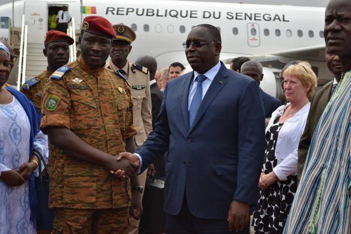 MADIAMBAL DIAGNE  DEPUIS OUAGADOUGOU : « La venue du Président Sall très attendue par les deux camps! »