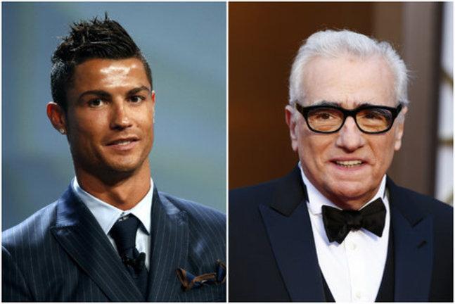 Ronaldo dans un film de Scorsese ?