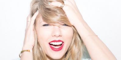 Taylor Swift qui se moque d'elle -même, c'est #PRICELESS !